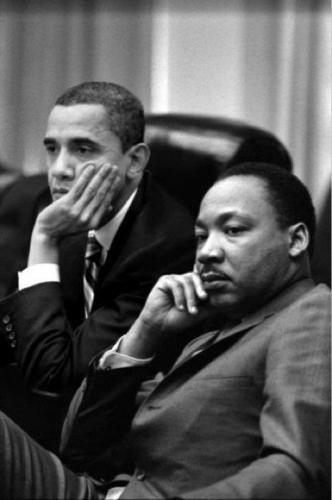 Martin Luther King's Letter To President Obama