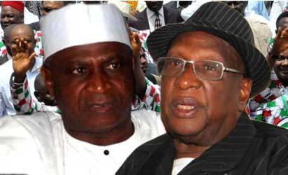 New PDP Takes Over Gombe State