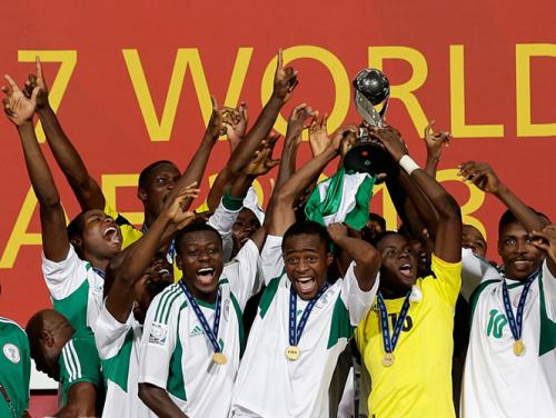 U-17 World Cup: If boys aren't men, Nigeria shall rule the world