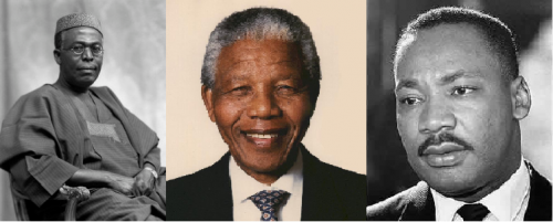 Lessons from Madiba: In the Words of Awo and MLK