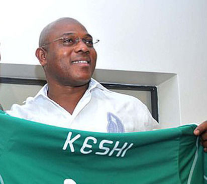 STEPHEN KESHI: THE MAKING OF A NGERIAN SOCCER LEGEND OF OUR TIME