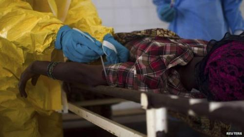 Ebola, the story of poor health systems