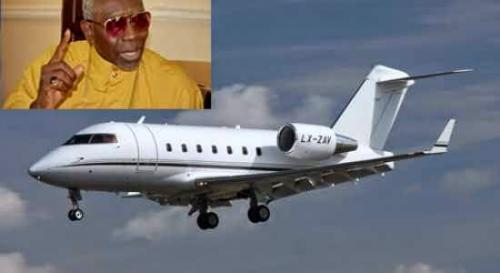 The Cash, The Jet and Pastor Ayo Oristsejafor