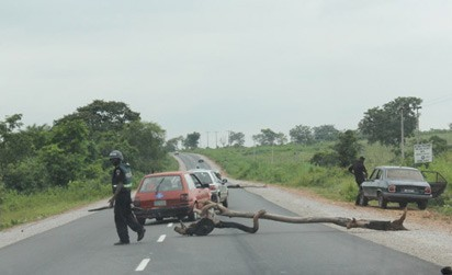 Ban on Road Block Still in Force - Acting IGP