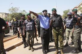 NIGERIA POLICE STANDS FOR PEACE …As Nigeria Celebrates World Peace Day