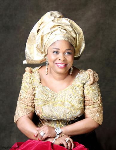 Dame Patience Jonathan [mama peace of Africa]: Echo Of Relentless Toil For The Downtrodden