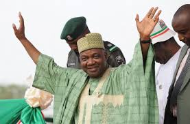Namadi Sambo's Long Walk to 2015