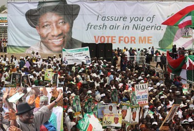 President Jonathan To Collect Pdp Nomination Form For 2015 Presidential Elections Tomorrow