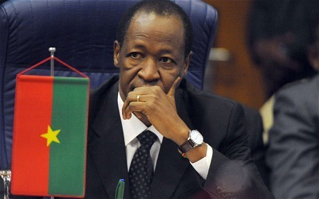 The tragedy of Burkina Faso's Blaise Compaore