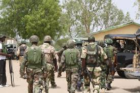 Military Set for Final Onslaught on Terrorists