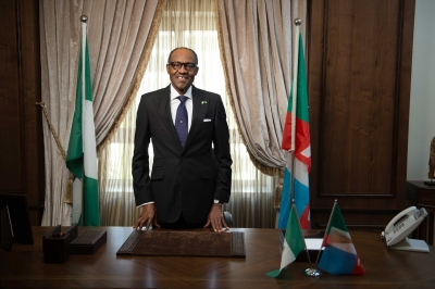 Hey, Here Comes Buhari: The Fourth Time Charmer