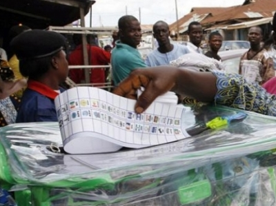 What are the Nigerian elections about?