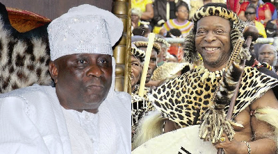 King Of Zulu & Oba Eko: Salvation Begins At Home