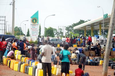 A deaf and dumb fuel problem in Nigeria