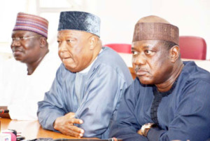 Unity Forum senators write Oyegun, debunk Saraki's excuse for not appointing principal officers preferred by party