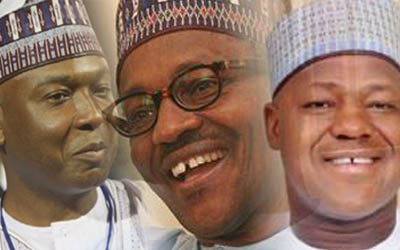 The Fury Against Buhari (and Saraki)