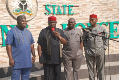 Radio Biafra does not have governors' endorsement, say South-East governors