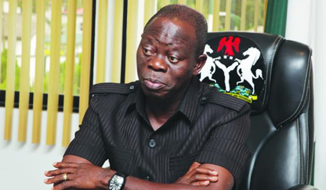 Jonathan's minister 'cornered' $6bn, Oshiomhole alleges