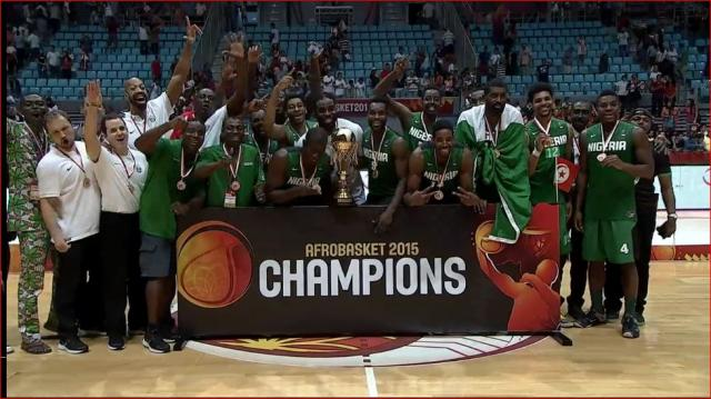 Nigeria Wrestles African Championship from Angola