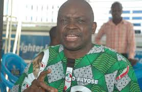 Fayose describes Buhari as President for Northern Nigeria