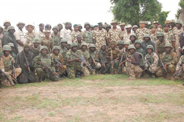 Army: We have weakened Boko Haram central command