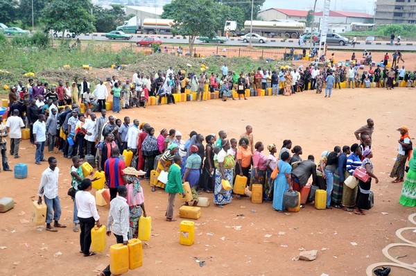 Buhari's Government and Kerosene Distribution