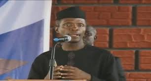 Osinbajo: FG to tackle unemployment through technology, agriculture