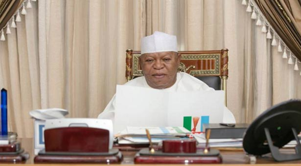 Buhari expresses shock over Audu's death while PDP calls for prayers