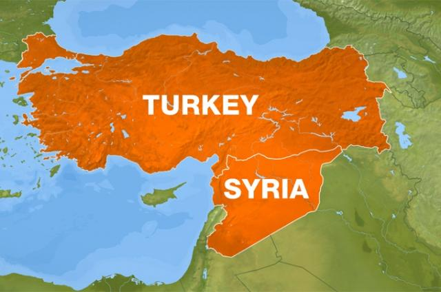 Turkey Shoots Down Russian Fighter Jet Over Syria