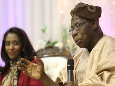 Obasanjo advises Jonathan to correct past mistakes through his Foundation