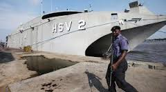 Nigerian Navy arrests boat with 400 truckload of stolen crude oil