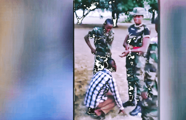 Cadets from Hell, or civilizing the Nigerian military