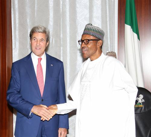 John Kerry's Unadulterated Garbage and His New-Found Friends