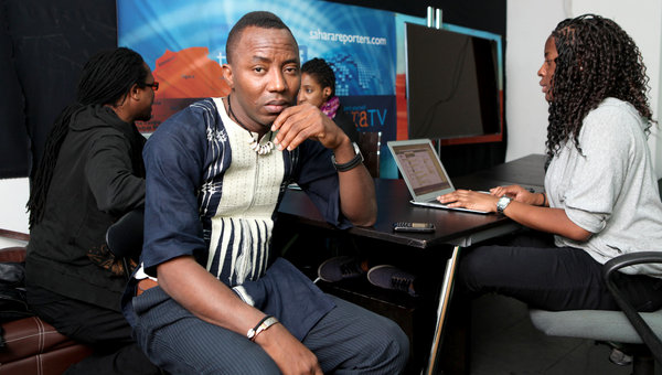 Is The Nigerian Army Now At The Mercy Of Omoyele Sowore?