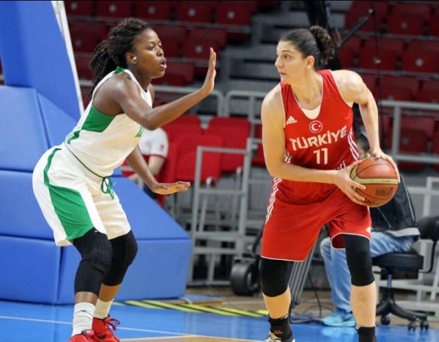 D'Tigress lose to Turkey 68-56 points in warm-up