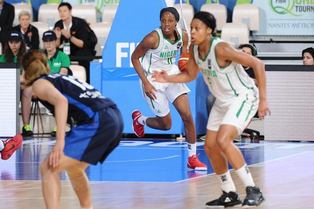 Nigeria defeats Korea in a Nail-Biter 70-69