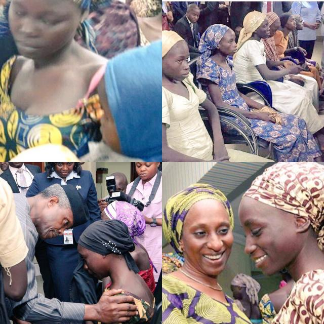 Chibok Girls Rescue: Just 21? Not impressed!