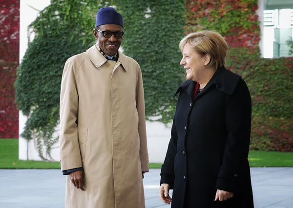 Ten Takeaways From President Buhari's Visit To Germany.