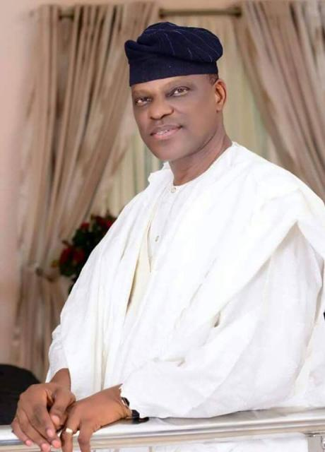 "Eyitayo Jegede and the Vision of a ""Greater Ondo Together"""