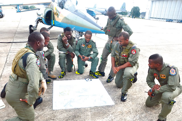 War on Terror: NAF Expects Aircrafts, Helicopters from Pakistan, Russia