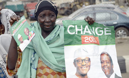 Nigerians Want Change, But Not The Right Type