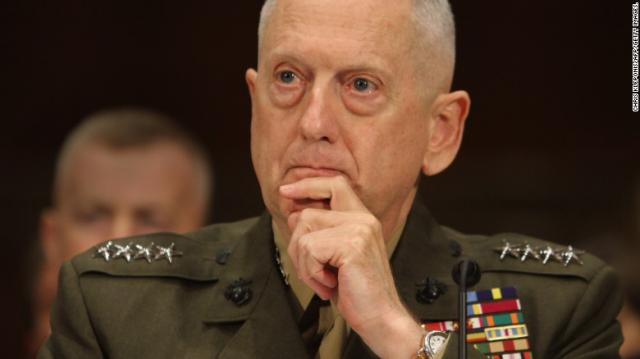 Between Trump, Mattis, Flynn and Ogunlesi