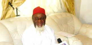 Ezeife decries Ndigbo's lot in federal govt, says South-East people not wanted in APC