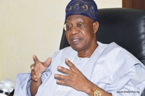 Lai Mohammed says he would have issued daily bulletin if Buhari was critically ill