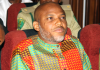 Biafra: Court dismisses six charges against Kanu, others