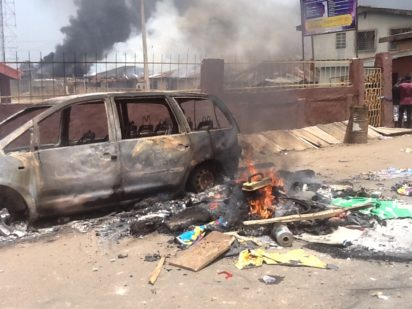 Police says 46 persons lost their lives in Ile-Ife clash