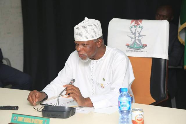 Customs boss explains why he would not appear before Senate, as APC intervenes in face-off