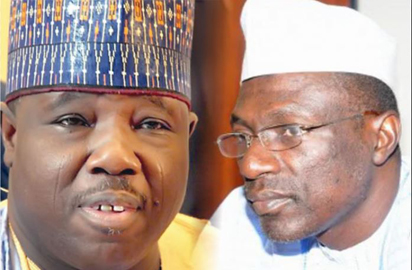 Makarfi says Sheriff's 2019 ambition is responsible for PDP crisis