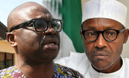 Fayose: Impunity of presidency officials shows Buhari has lost control of government