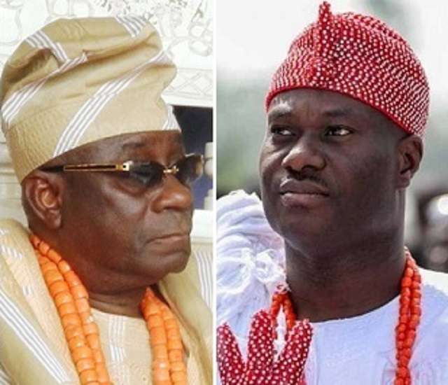 Ooni Humiliated Oba Of Eko